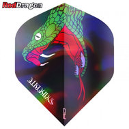 Red Dragon Peter Wright Snakebite Holographic