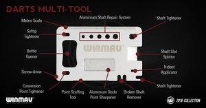 Winmau Multi Tool
