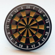 Dartboard Original Pins