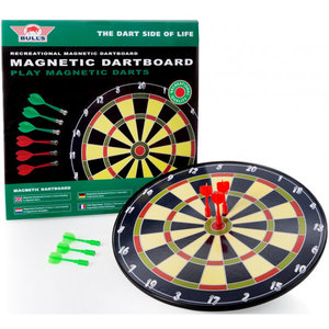 Bulls Magnetic Dartboard.
