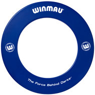 Winmau Surround Blue with text