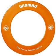 Winmau Surround Orange with text