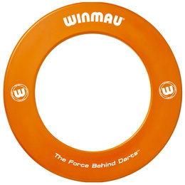 Winmau Surround Orange with text