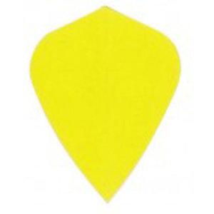 Plain Yellow DSP Kite