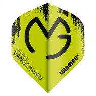 Winmau  Michael Van Gerwen Mega Standard Green