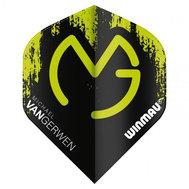 Winmau  Michael Van Gerwen Mega Standard Black