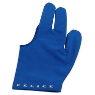 NIC Felice Billiard Glove Blue