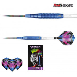 Red Dragon Peter Wright Snakebite PL15 Blue 26g