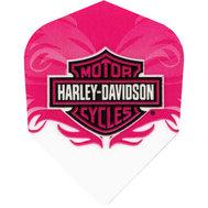 Harley Davidson Vitrosa med sköld