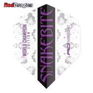 Red Dragon Snakebite World Champion Edition White Strike
