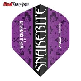 Red Dragon Snakebite World Champion Edition Black Strike