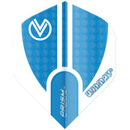 Winmau Prism Alpha Vincent Blue & White