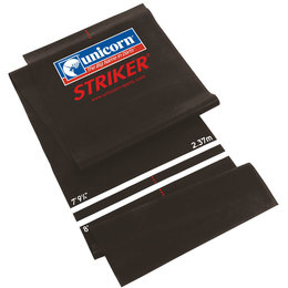 Unicorn Striker Black Dart Mat