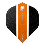 Target RVB Vision Ultra Black/Orange Stripe NO2