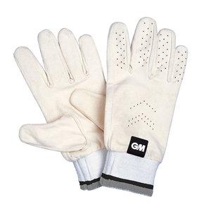 Gunn & Moore Inner Gloves Full Chamois Leather Mens