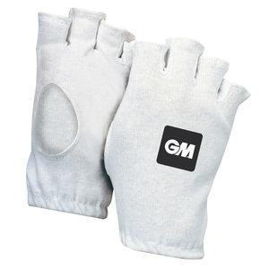 Gunn & Moore Inner Gloves Fingerless Cotton