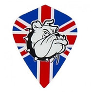 Union Jack with Bulldog Kite