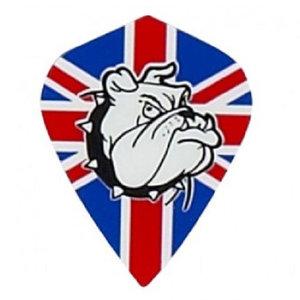 Union Jack with Bulldog Kite