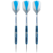 Harrows Aura Blue Nitride Straight 22g A2