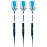Harrows Aura Blue Nitride Tapered Front 21g A1