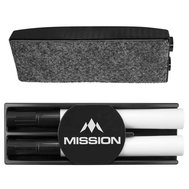 Mission Whiteboard Pen x 2 plus Eraser