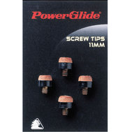 POWERGLIDE SCREW TIPS 10MM 4PC
