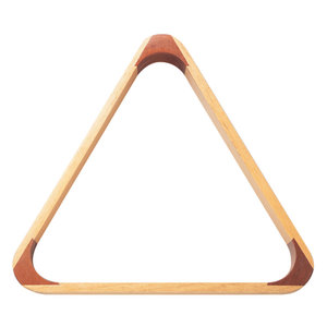 """POWERGLIDE TRIANGLE - WOODEN 2 1/16"""" (52.5mm) SNOOKER"""