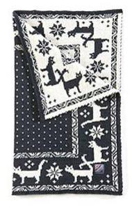 Cat's Blanket - Black & White