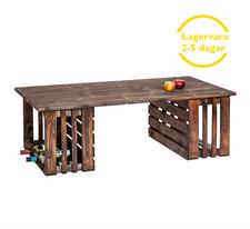 Äppellådsbord i furu