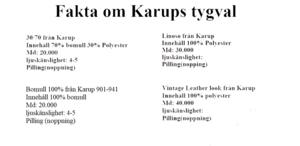 Futonmadrass i valfri storlek från Danska Karup