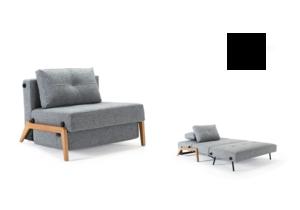 Cubed 02 Wood  bäddfåtölj  från Danska Innovation living