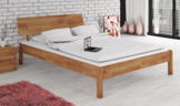 Ven futonsängram (90x200cm) Finns i valfri storlek och material!