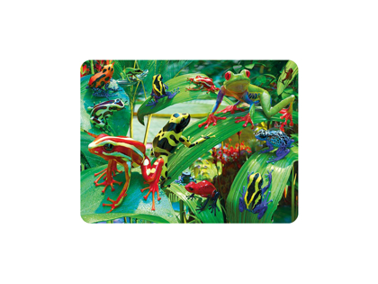 Magnet 3D Funky frogs
