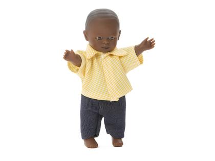 Docka Minitiny 'Pojke Afrika'