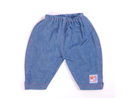 Jeans for dolls (40cm)