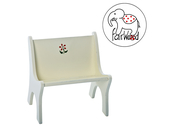 Doll Sofa Mini (white)