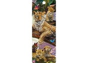 Bookmark 3D  Treetop Leopards