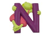 Letter N (purple)