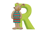 Bokstav R (lime)