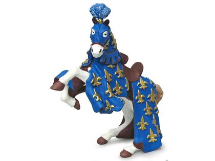 Prins Philip Häst (blå)