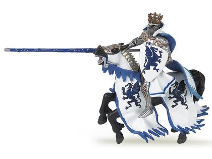 Drakkungen Häst (blå)