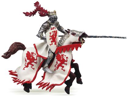 Drakkungen Häst (röd)