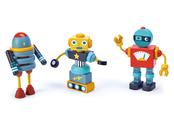 Stapellek Robotar