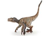 Velociraptor med fjädrar