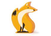Fox in wood