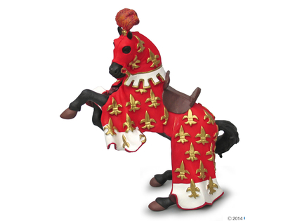 Prince Philip Horse (red)