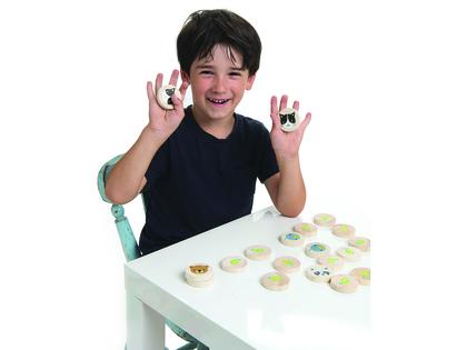Game memory 'Animals'