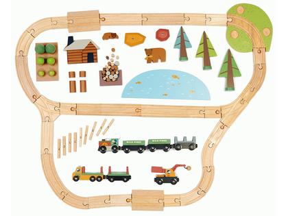 Train set Wild Pines