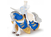 Kung Arthur häst (blå)