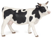 Cow Piebald (black/white)